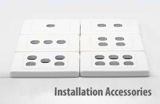 Installation Accessories